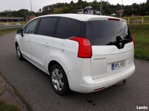 Peugeot 5008  1.6 82 kW