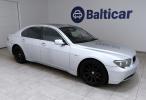 BMW 740  4.0 190 kW