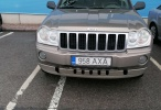Jeep Grand Cherokee 3.0 dizel limeted 160 kW