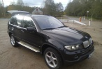 BMW X5 Restarting 3.0 170 kW