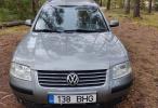 Volkswagen Passat Vw passat 1,9 TDI 96kw 1896.0
