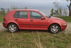 Volkswagen Golf 1.6 fsi 110hp 1600.0