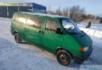 Volkswagen Transporter Long9мест 2.4 57 kW