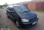Opel Zafira 1.8 Comfort 92 kW