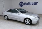 Mercedes-Benz CLK  2.6 125 kW