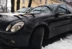 Mercedes-Benz E E 2.7cdi avangarde 130 kW