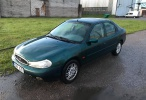 Ford Mondeo Ghia 1.8 85kW