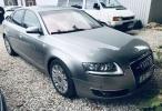 Audi A6 Тип:легковой автомобиль Тип кузова:седан Первичная рег:06/2004 Двигатель:3.0 (165 kW) Топливо:дизель Показ одометра:392 000 km Ведущий мост:четырехприводный Коробка передач:автомат Цвет:темно серый Рег. номер:999VOR Техосмотр : 07.2022