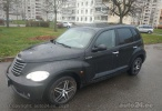 Chrysler PT Cruiser TDi КОЖА САЛОН 2.1 110 kW