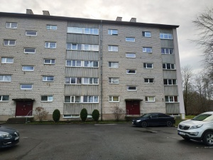 2-комнатная квартира, Ида-Вирумаа, Силламяэ, Чкалова 20