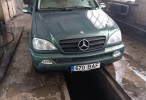 Mercedes-Benz ML  2.7 120 kW