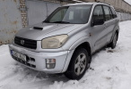 Toyota RAV4 2.0d d4d manual 85 kW