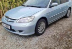 Honda Civic 1.6 manual 81 kW
