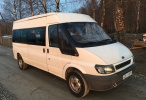 Ford Transit Connect 2.4 дизель (88кв).Автомобиль 14 мест.