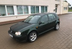 Volkswagen Golf 1.4 бензин