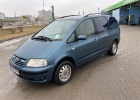 Volkswagen Sharan 1.9 TDI (85kw).Manual.