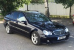 Mercedes-Benz C  2.2 110 kW