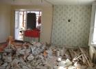 Демонтаж стен и старых построек