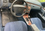 Mercedes-Benz E 2.0 bensin+Газ LPG