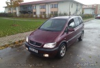 Opel Zafira TDi 7 МЕСТ 2.2 92 kW